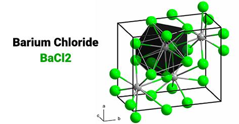 Tìm hiểu về hóa chất Barium Chloride
