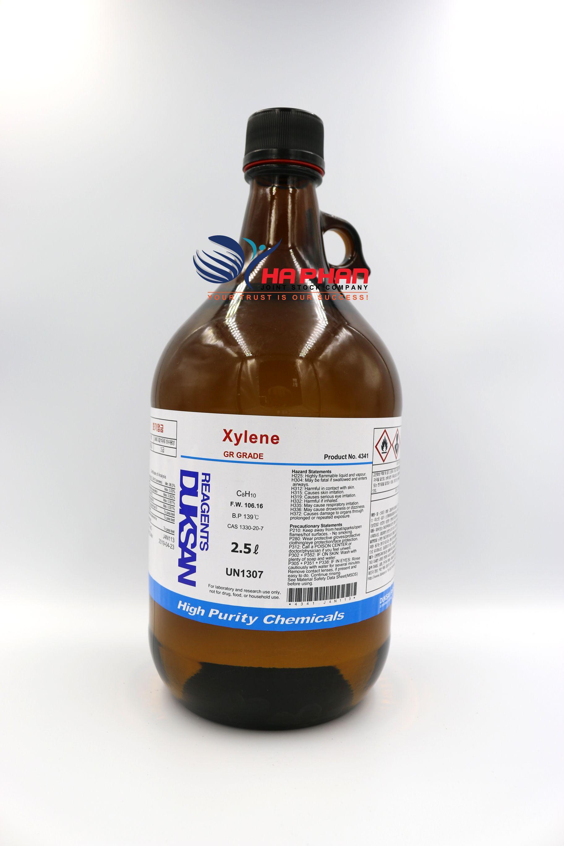 Xylene GR  DSP 2.5 ℓ