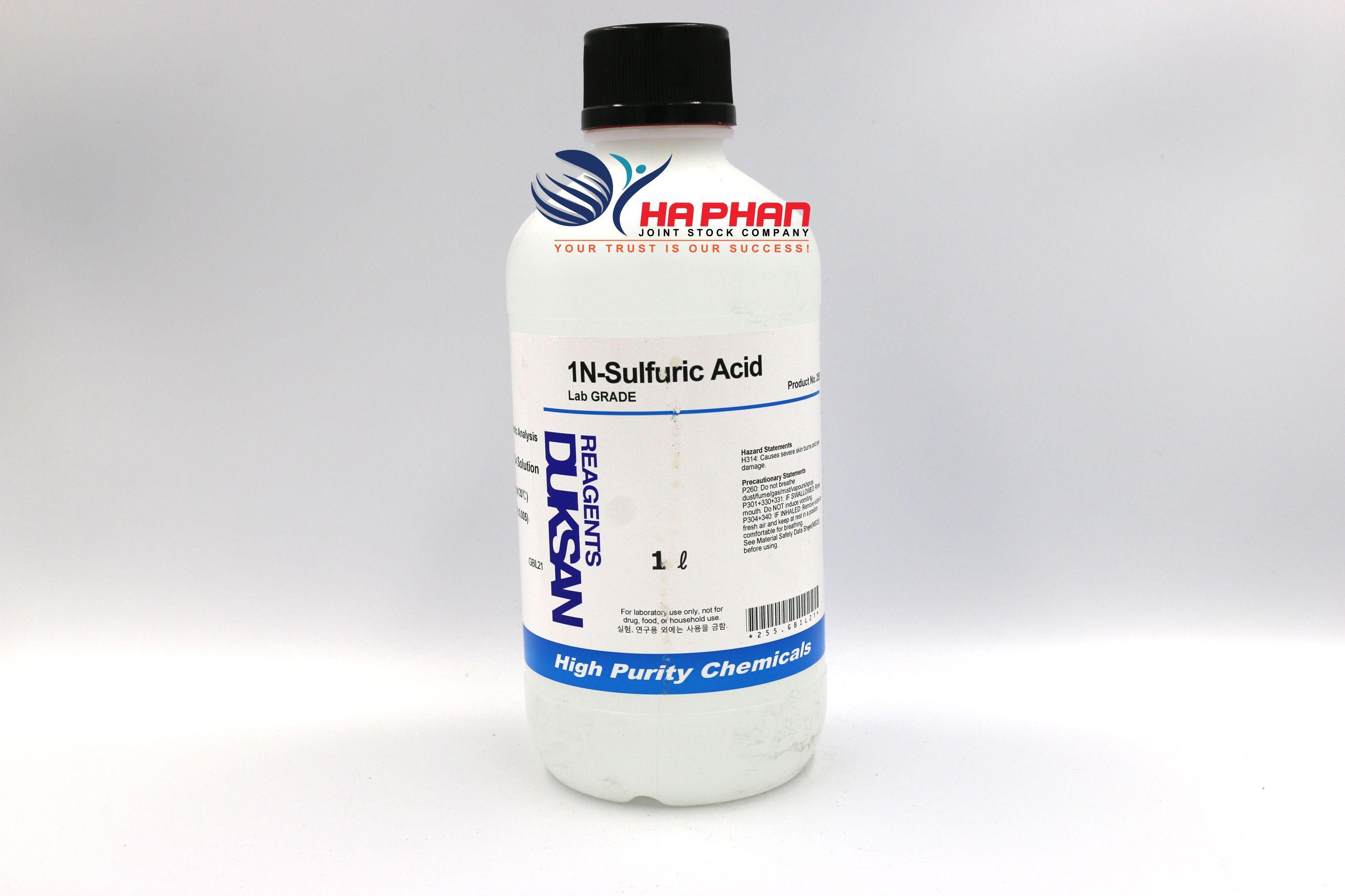 1N-Sulfuric Acid